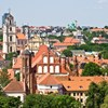 Old Town Panorama | © Vilnius Tourism & Convention Bureau